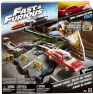 Fast & Furious Street Scenes Playset - Highway Havoc - Dodge Charger Daytona